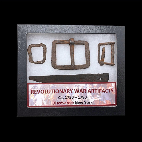 Revolutionary War Artifacts