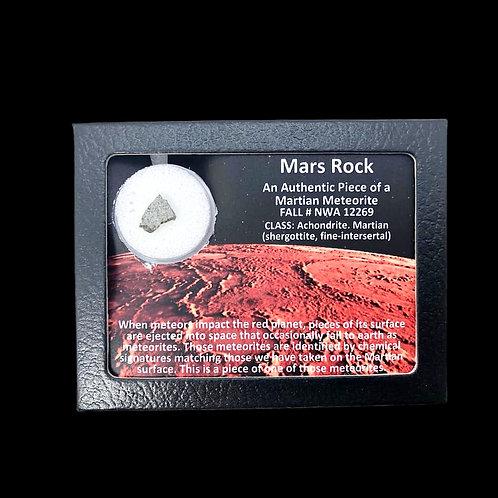 Mars Rock - Authentic Piece of Martian Meteorite