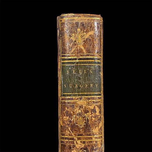1801 Medical Surgery Book - Bell's Surgery