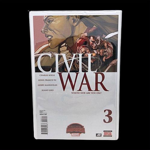 Civil War - #3