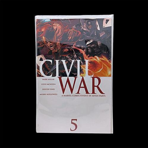 Civil War - #5