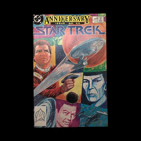 Star Trek - Anniversary NO. 50 - May 1988
