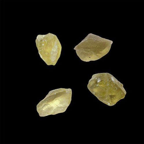 Green / Gold Citrine - Small