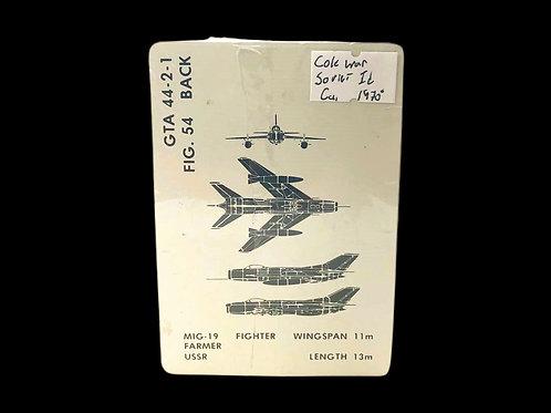 Cold War Soviet ID Cards Ca. 1970