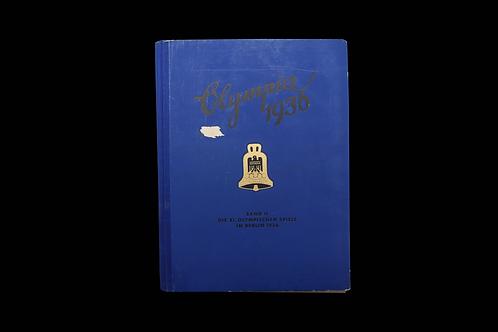 OLYMPIA 1936 - BERLIN - BOOK