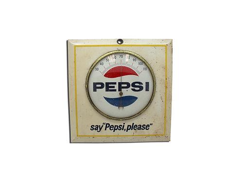 Vintage Pepsi Thermostat