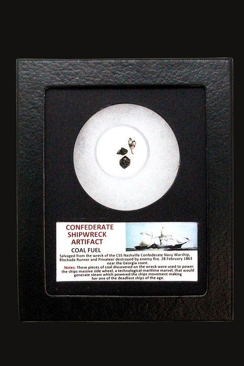 Confederate Shipwreck Coal Fuel