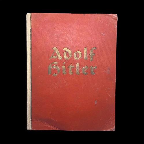 1935 Adolf Hitler Propaganda Book