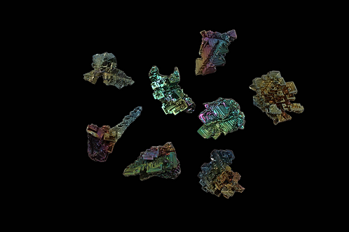 Small Bismuth Pieces