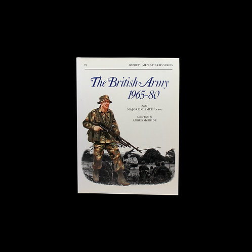 The British Army - Men At Arms Series
