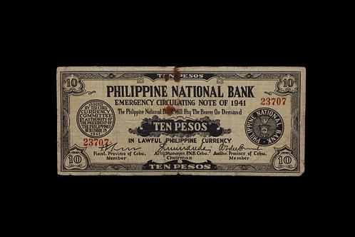 PHILIPINE GUERILLA CURRENCY