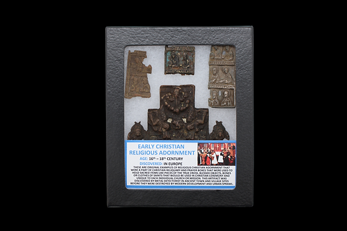 Early Christian Religious Adornment