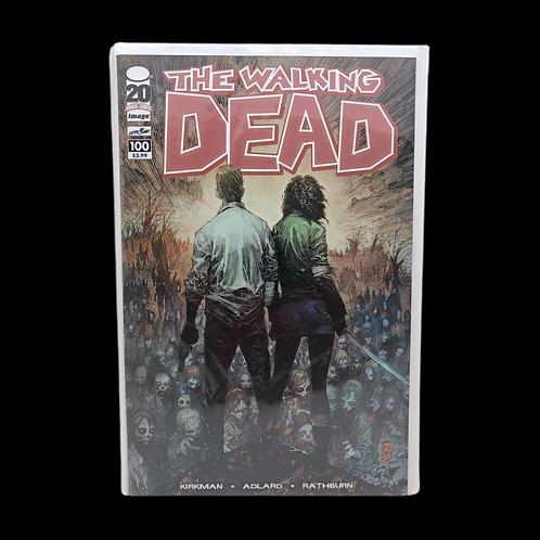 The Walking Dead - #100