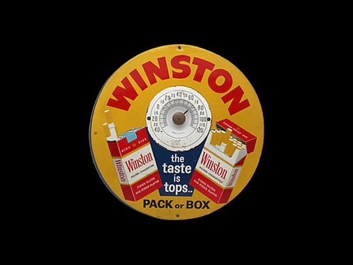 Vintage Winston Thermostat