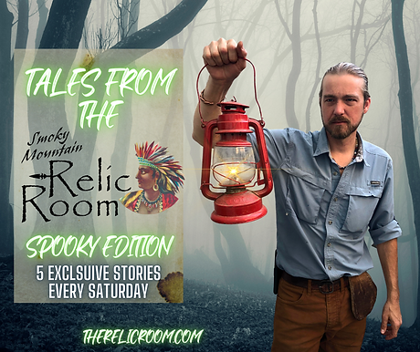 Tales From The Relic Room - Official Flyer.png