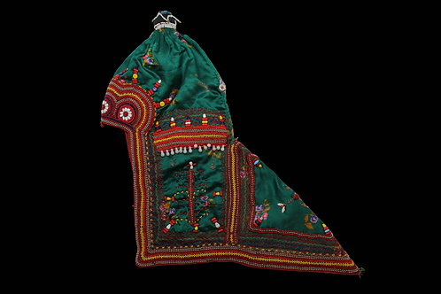 Original Afghanistan Women's Headdress