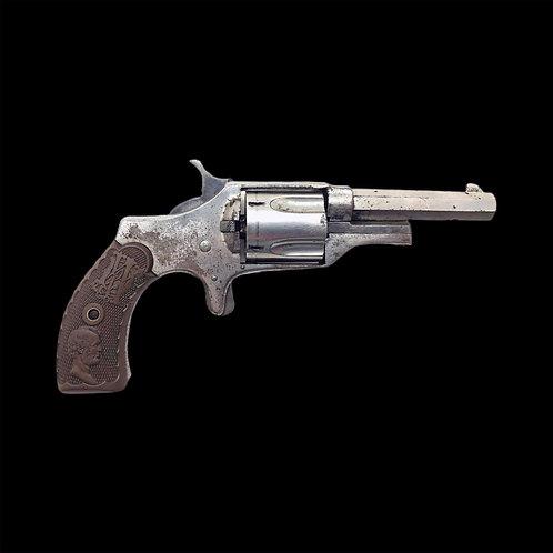 Rare 1881 Lincoln / Garfield CS Shattuck Revolver
