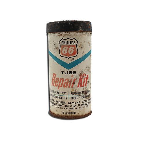 Phillips 66 Tube Repair Kit Vintage Can