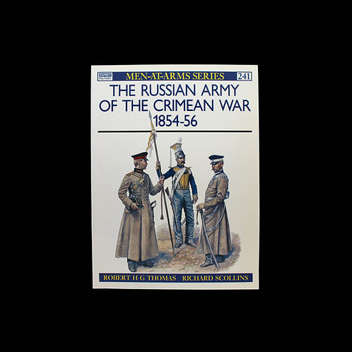 The Russian Army of the Crimean War 1854/56