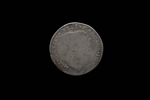 1786 2 REALES - BOLIVIA