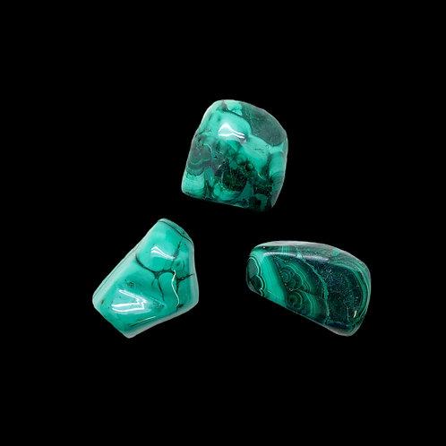 Malachite Pebbles