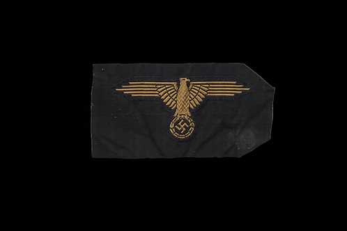 German S.S Uniform Patch - Vet War Trophy