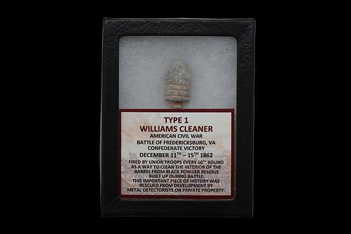 Type 1 Williams Cleaner