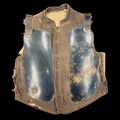 Smith's Patent Civil War Bullet Proof Vest