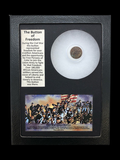 The Button of Freedom in Display Frame
