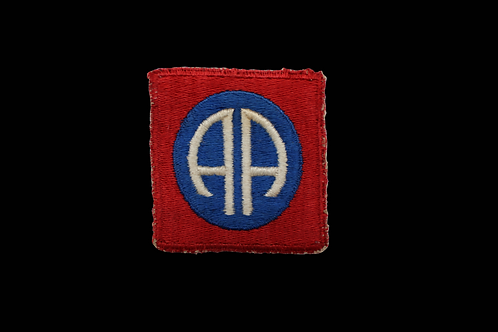 82nd Airborne D-Day Jump Patch