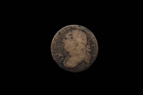 French Revolution Era King Louis XVI  Copper Coin