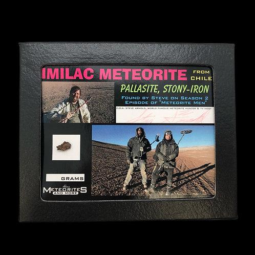 Imilac Meteorite - Pallasite, Stony-Iron