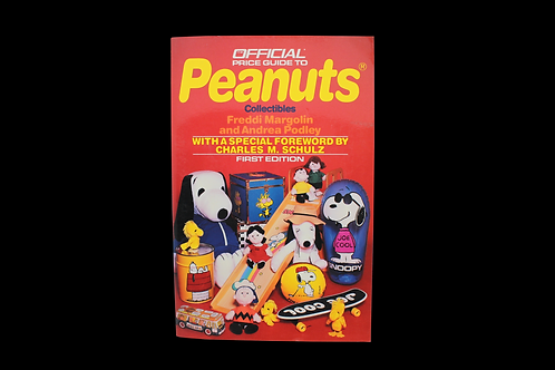 PEANUTS: OFFICIAL PRICE GUIDE 1990