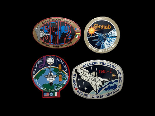 Original NASA Stickers - Set of 4 Random Stickers