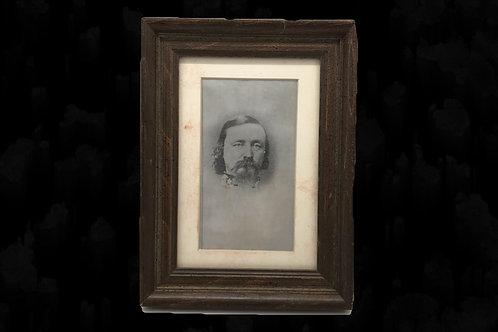 Framed Photo of General Pickett