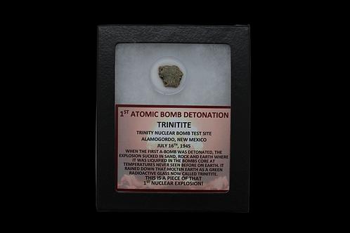 1st Atomic Bomb Detonation - Trinitite