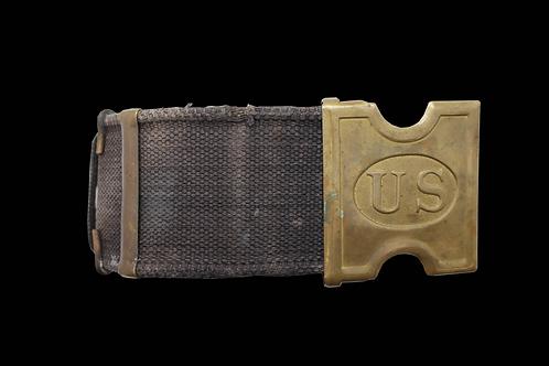 Spanish American War Ammo Belt