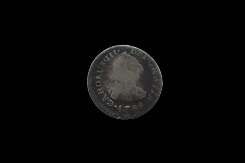 1788 Half Reale - Peru / Colonial America