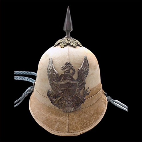 Indian Wars Summer Campaign Pith Helmet