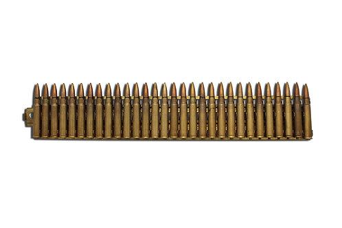 Original Live WW2 Japanese Machine Gun Ammo Clip