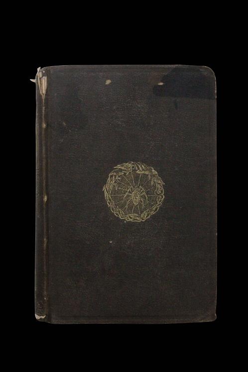 1860 Civil War Era Natural History Book