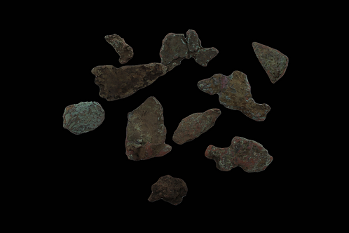 Prehistoric Native American Copper