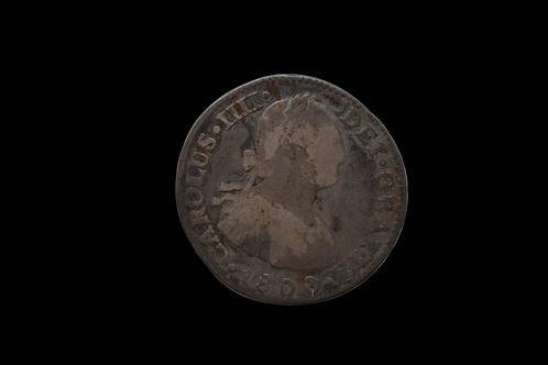 1800 2 Reales - Peru / Colonial America
