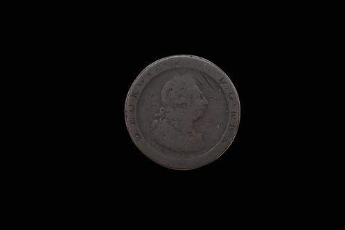 1797 Penny - England