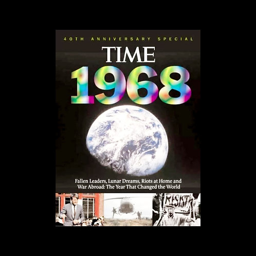 40th Anniversary Special - TIME 1968