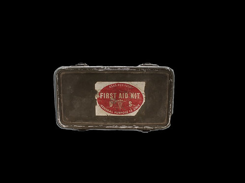 Militaria Full First Aid Kit