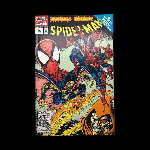 Spiderman - An Infinity War Crosssover