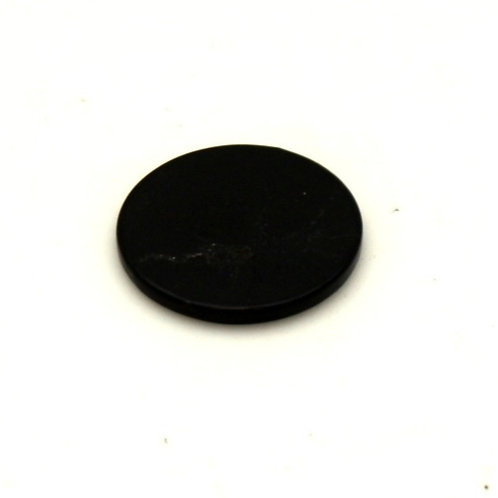 Round Shungite Cell Phone Shield