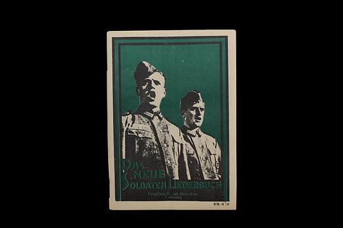 German Military Song Book