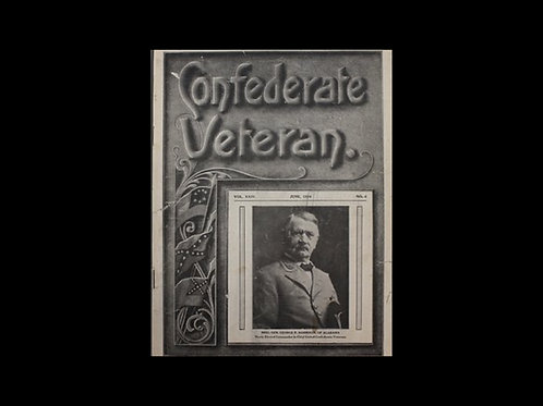 Confederate Veteran Magazine - June, 1916